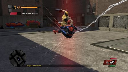 Spider-Man: Web of Shadows - 30456