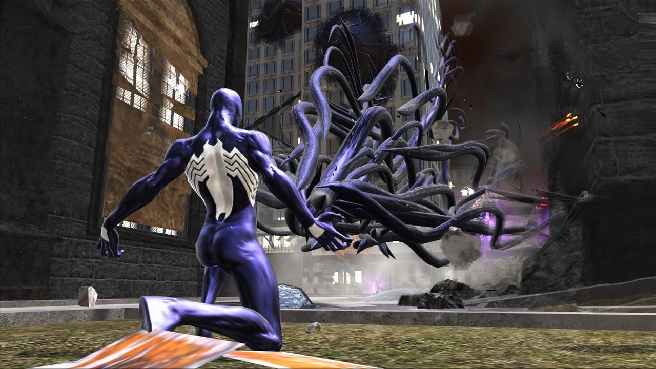 Spider-Man: Web of Shadows - 30460