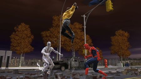 Spider-Man: Web of Shadows - 30461