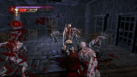 Splatterhouse - 41770