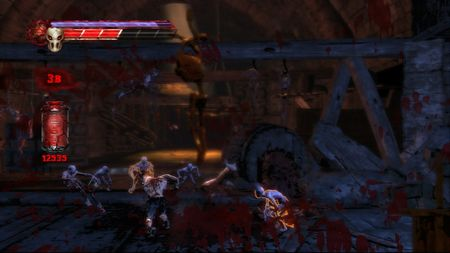 Splatterhouse - 41776