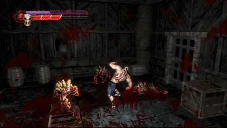 Splatterhouse - 41778