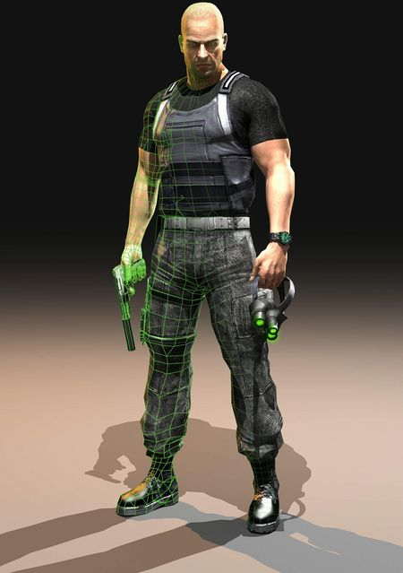 Splinter Cell: Double Agent - 02132