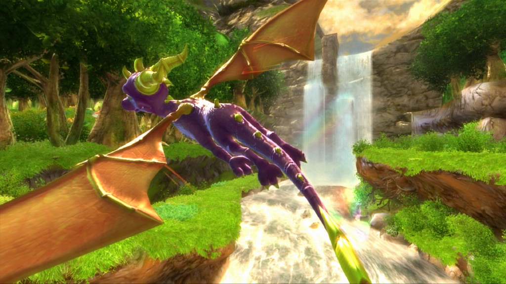 The Legend of Spyro: Dawn of the Dragon - 28707