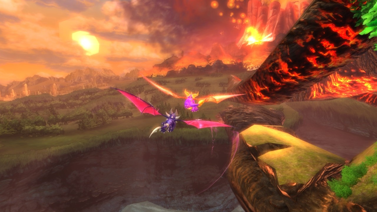 The Legend of Spyro: Dawn of the Dragon - 28688
