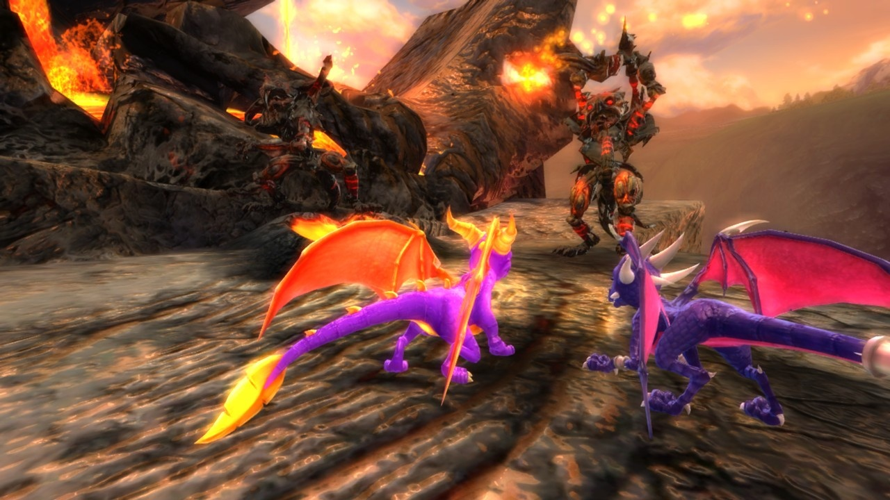 The Legend of Spyro: Dawn of the Dragon - 28689