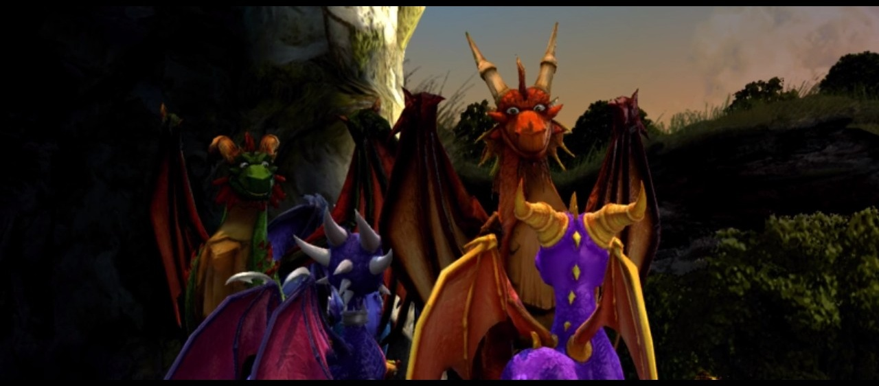 The Legend of Spyro: Dawn of the Dragon - 28694