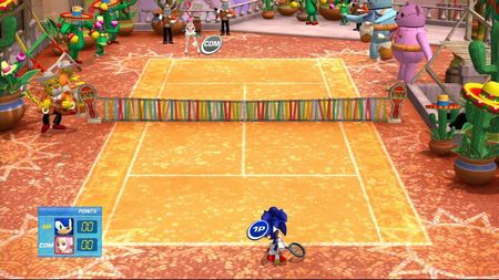Sega Superstars Tennis - 22587