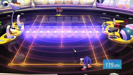 Sega Superstars Tennis - 22585