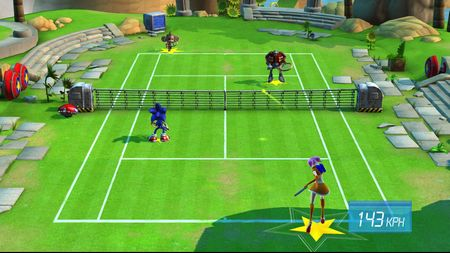 Sega Superstars Tennis - 22571