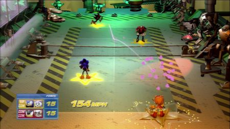 Sega Superstars Tennis - 22563