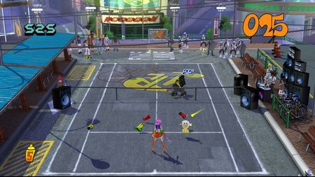 Sega Superstars Tennis - 22536