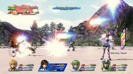 Star Ocean: The Last Hope International - 38889