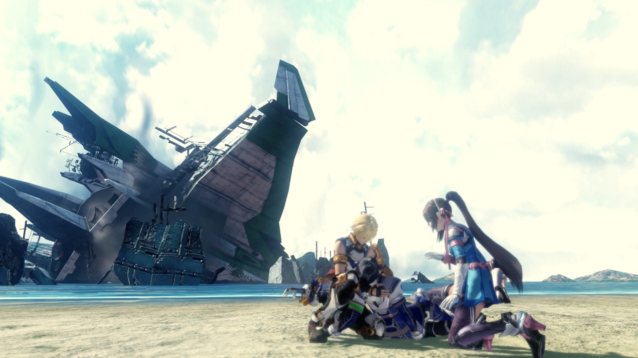 Star Ocean: The Last Hope International - 38892