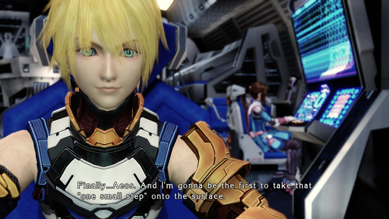 Star Ocean: The Last Hope International - 38895