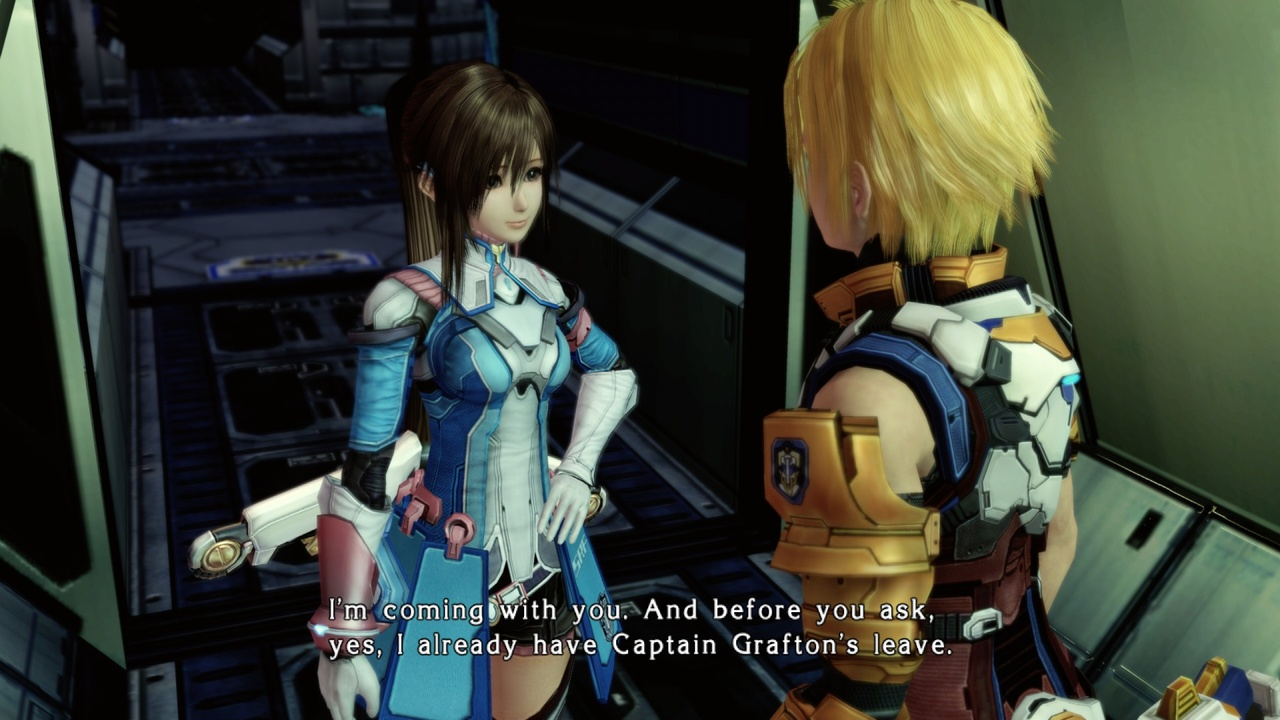Star Ocean: The Last Hope International - 38896