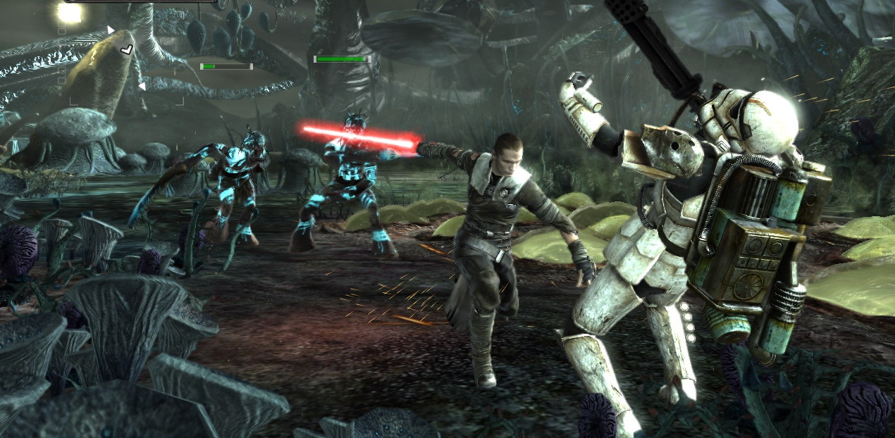 Star Wars: The Force Unleashed - 27094