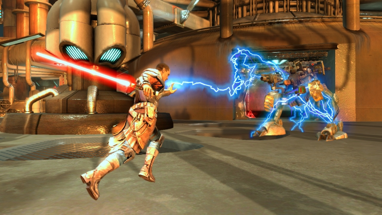 Star Wars: The Force Unleashed - 27081