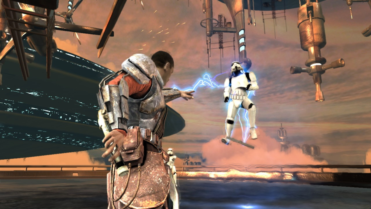 Star Wars: The Force Unleashed - 27083