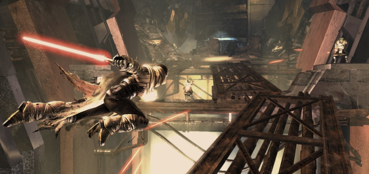 Star Wars: The Force Unleashed - 27086