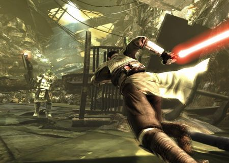 Star Wars: The Force Unleashed - 27089