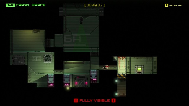Stealth Inc: A Clone in the Dark - 49245