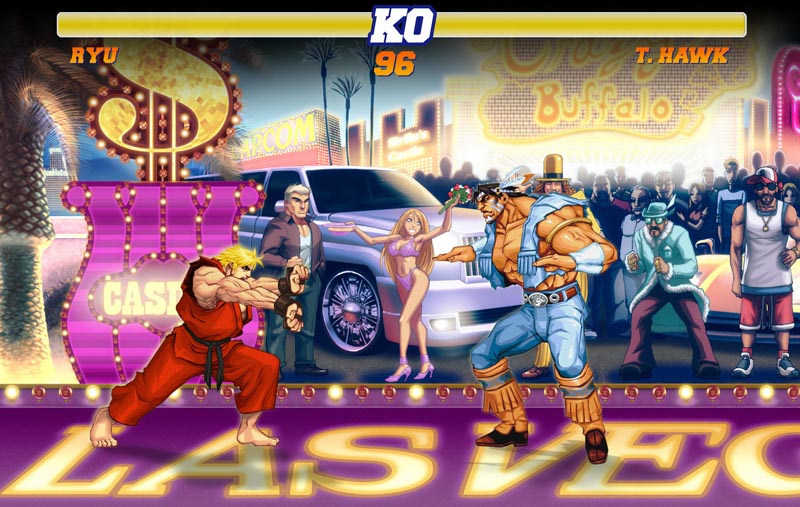 Super Street Fighter II Turbo HD - 30178