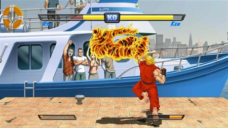 Super Street Fighter II Turbo HD - 30168