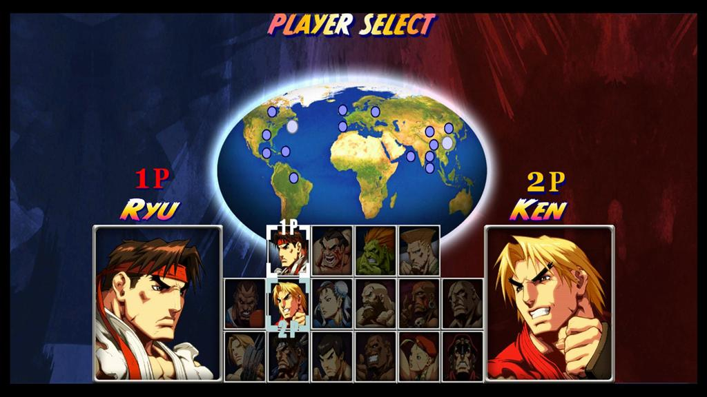 Super Street Fighter II Turbo HD - 30170
