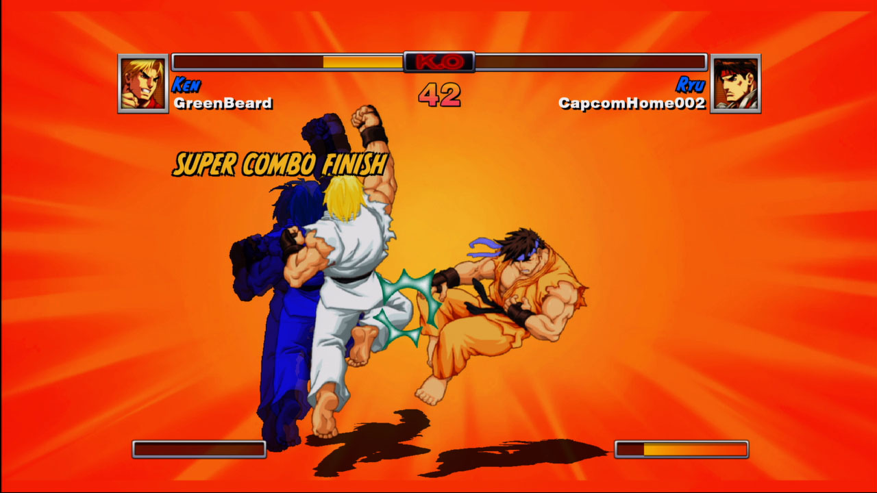 Super Street Fighter II Turbo HD - 30156