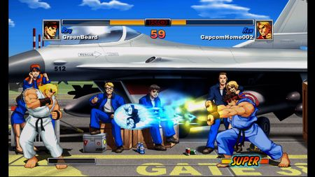 Super Street Fighter II Turbo HD - 30158