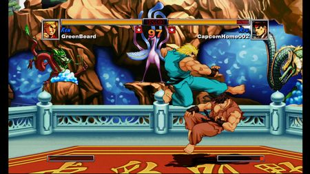 Super Street Fighter II Turbo HD - 30165