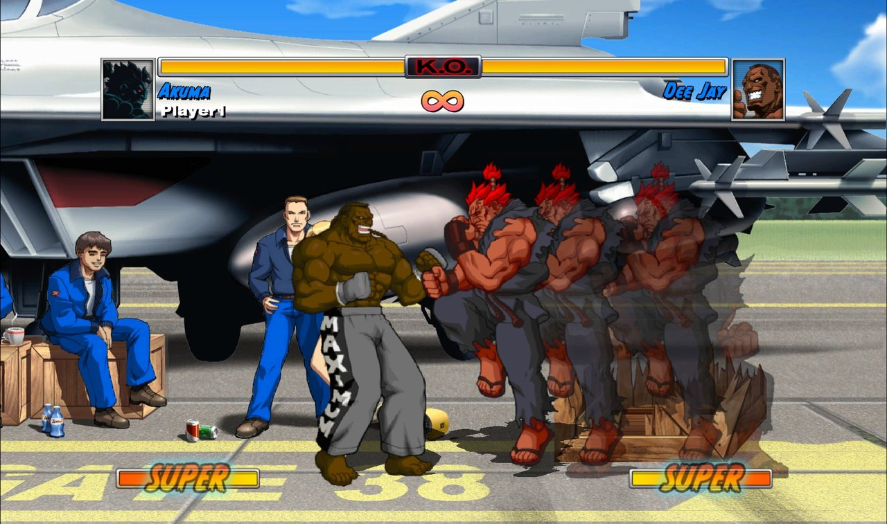 Super Street Fighter II Turbo HD - 30131