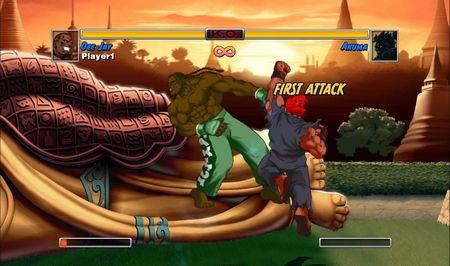 Super Street Fighter II Turbo HD - 30134