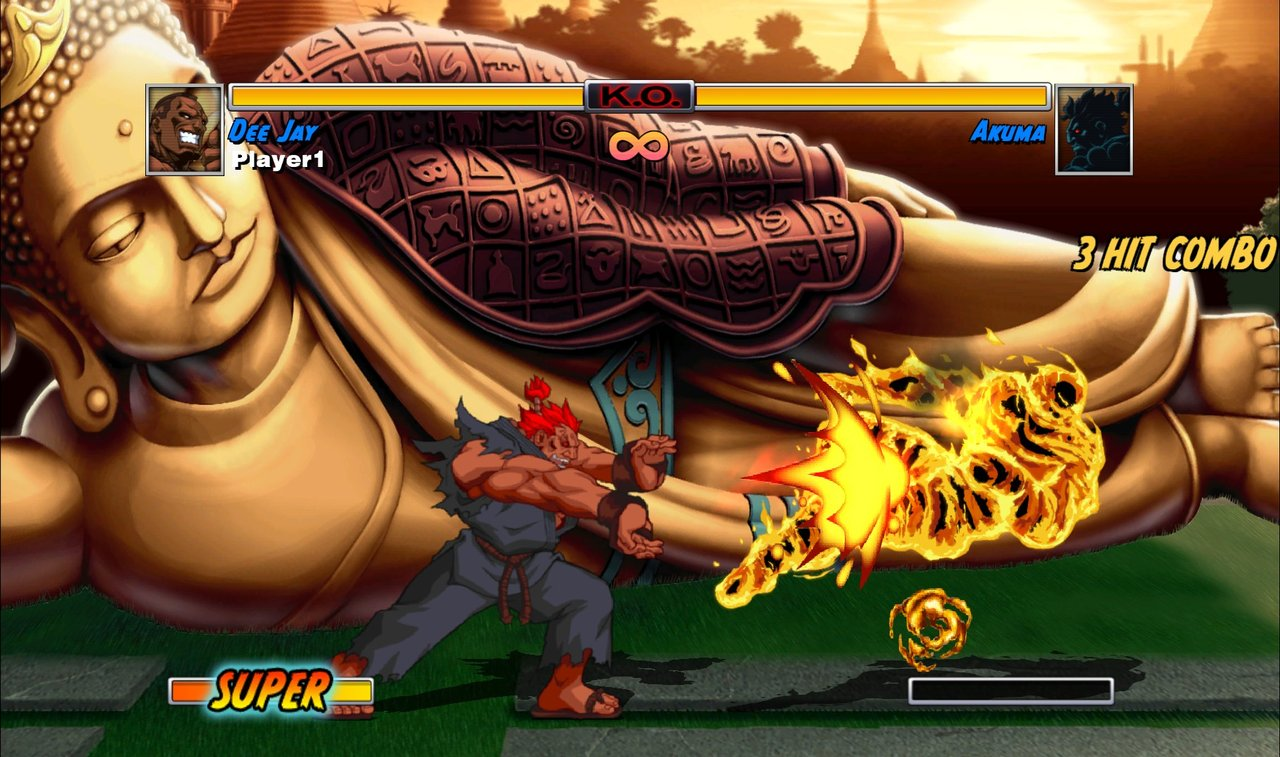 Super Street Fighter II Turbo HD - 30135