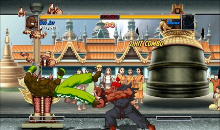 Super Street Fighter II Turbo HD - 30137