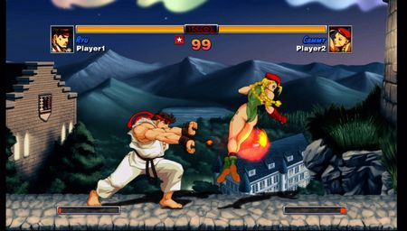 Super Street Fighter II Turbo HD - 30140