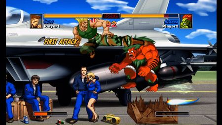 Super Street Fighter II Turbo HD - 30141