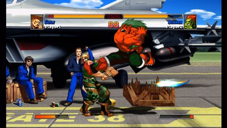 Super Street Fighter II Turbo HD - 30142