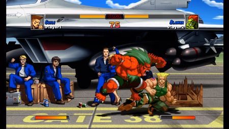 Super Street Fighter II Turbo HD - 30143