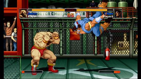 Super Street Fighter II Turbo HD - 30144