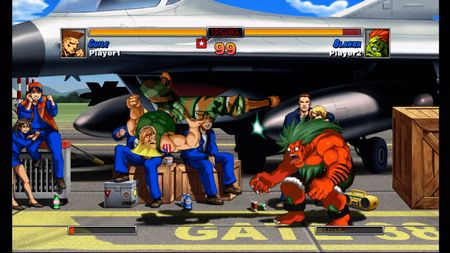 Super Street Fighter II Turbo HD - 30145