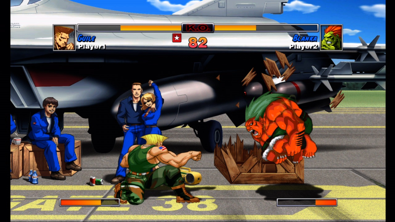 Super Street Fighter II Turbo HD - 30146