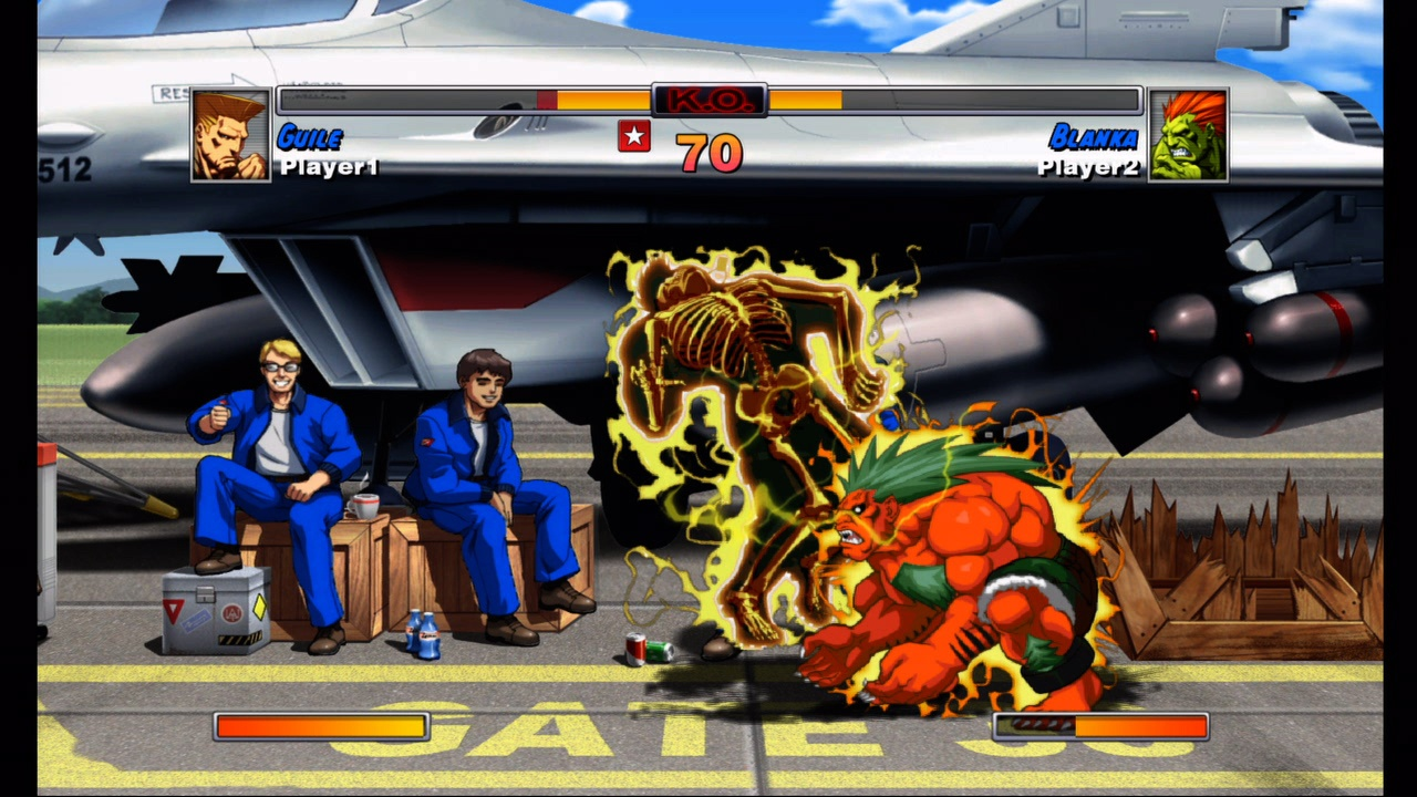 Super Street Fighter II Turbo HD - 30147