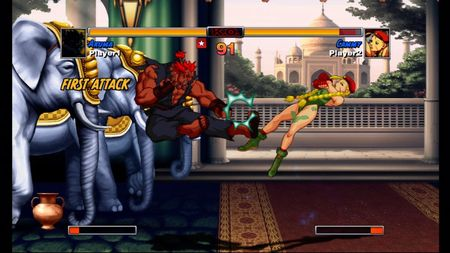 Super Street Fighter II Turbo HD - 30148