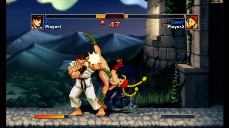Super Street Fighter II Turbo HD - 30149