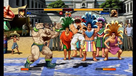 Super Street Fighter II Turbo HD - 30150