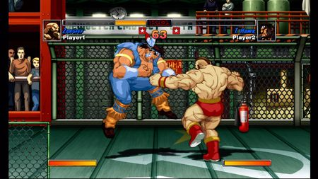 Super Street Fighter II Turbo HD - 30151