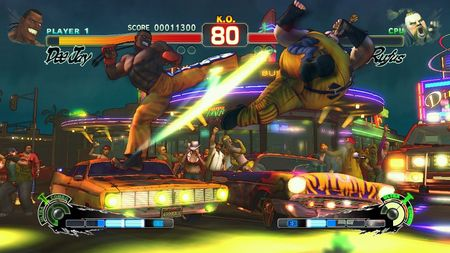 Super Street Fighter IV - 39571