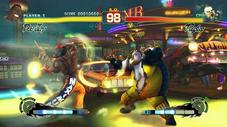Super Street Fighter IV - 39572